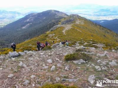 Cuerda Larga - Miraflores de la Sierra; mejor mochila trekking segovia fotos ciudad mochila treking